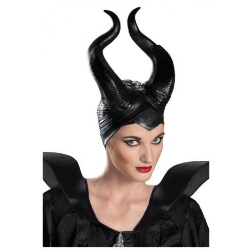 Καπέλο Λάτεξ Maleficent Deluxe horns 71849