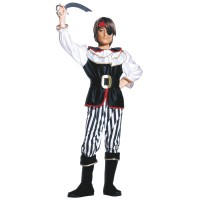 Παιδική στολή Πειρατής 38747 Αποκριάτικα