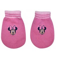 Γάντια βρεφικά πλεκτά Minnie Mouse 03199 Χειμωνιάτικα