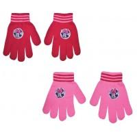 Γάντια παιδικά πλεκτά Minnie Mouse 12354 Χειμωνιάτικα