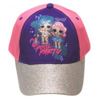 Καπέλο Τζόκεϊ LOL GLAM 01002 Καλοκαιρινά