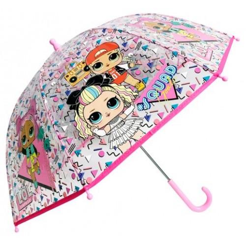 Ομπρέλα βροχής παιδική LOL 48370