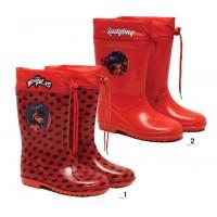 Γαλότσες βροχής Ladybug 61701 Χειμωνιάτικα
